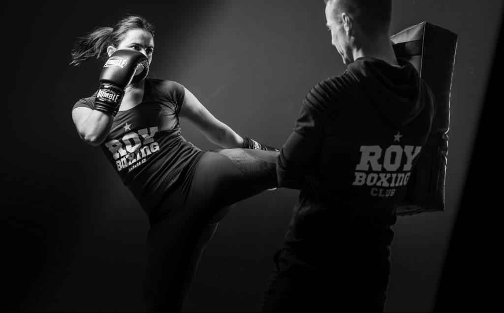 Boksles kickboksles Gorinchem Roy